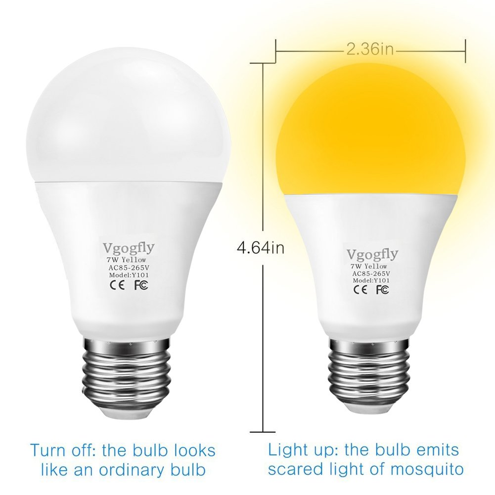 Motion Sensor Light Bulb 7W Smart PIR Motion Activated LED Bulbs Auto On/Off Dusk to Dawn Lights Outdoor/Indoor Lamp for Stairs Front Door Hallway Patio Yard Basement (E26/E27, Cold White, 2 Pack)