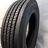 (1-TIRE) 225/70R19.5 14 PLY NEW ROAD CREW 600 RADIAL STEER ALL POSITIONS TIRES 14 PLY 228/126M