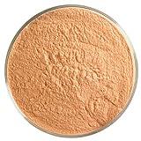 1lb Bullseye Red Opal Powder Frit - COE 90
