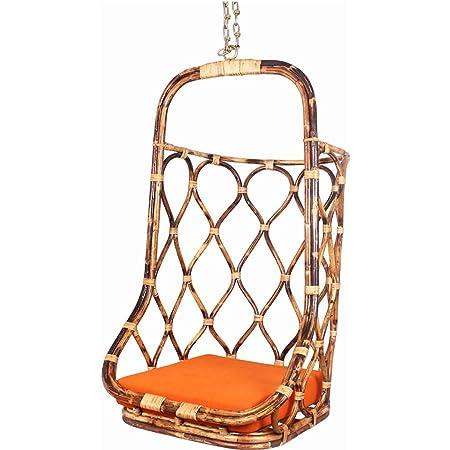 Apsara Furniture Brown Cane Swing