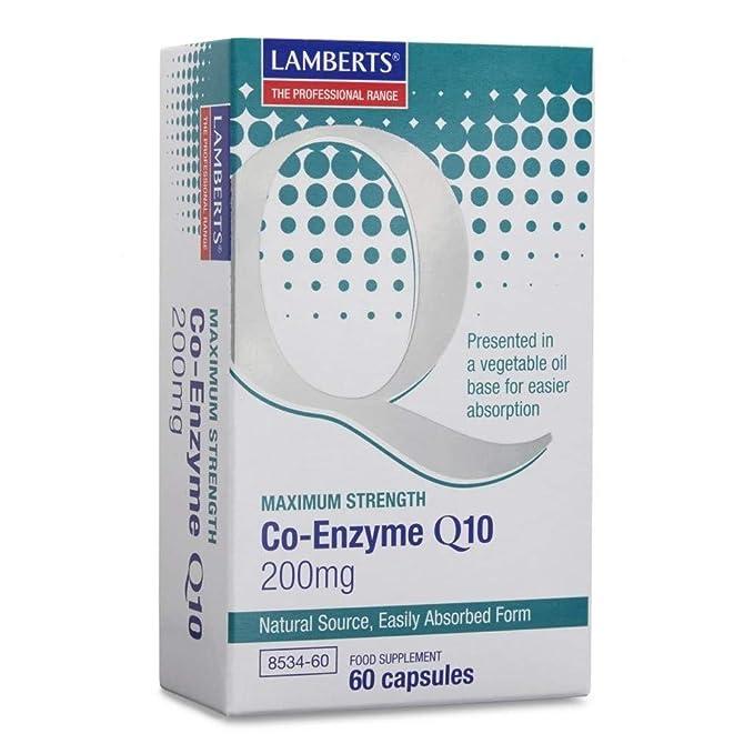CO ENZIMA Q10 200 mg 60 Caps