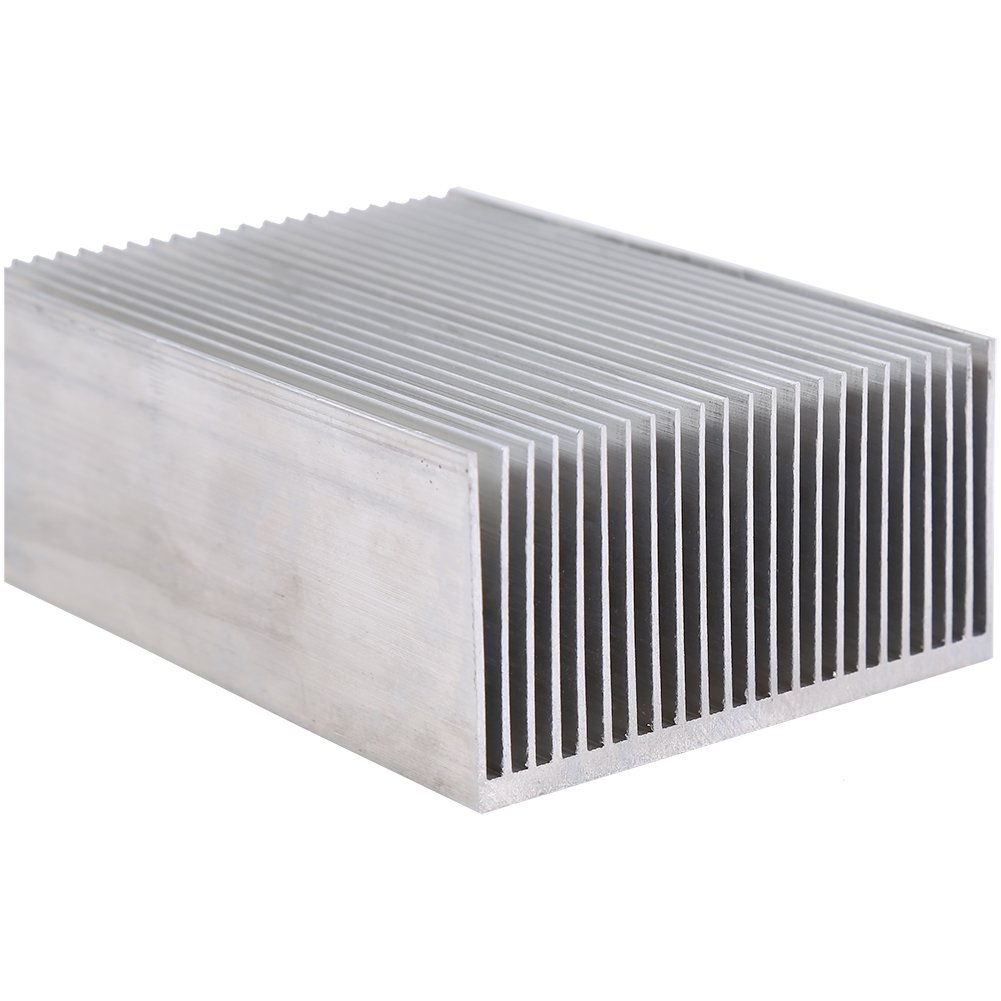 1 Set Aluminum Heat Sink Cooling Fin Cooler For Led Amplifier Transistor IC Module Or Computer,100(L)x 69(W) x 36 mm(H) by Hilitand (Image #8)