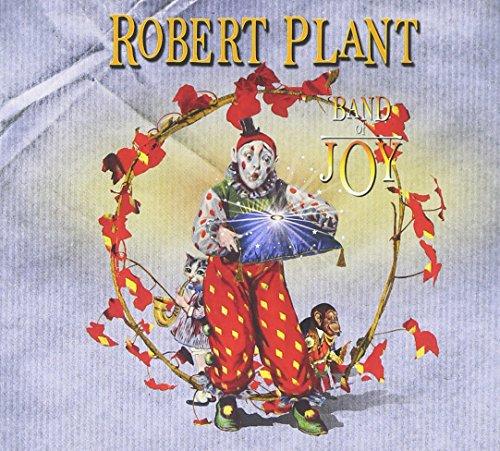 CD : Robert Plant - Band of Joy (CD)