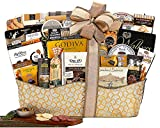 The V.I.P. Gourmet Gift Basket The Ultimate Gifting Experience by Wine Country Gift Baskets. Show Your Appreciation With This Flawless Gift Idea