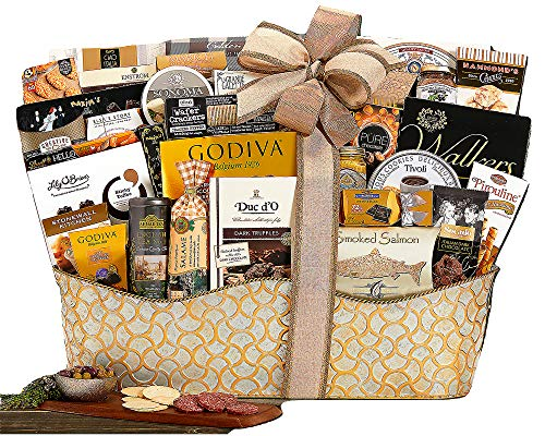 The V.I.P. Gourmet Gift Basket The Ultimate Gifting Experience by Wine Country Gift Baskets. Show Your Appreciation With This Flawless Gift Idea by Wine Country Gift Baskets (Image #6)