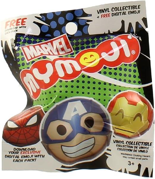 Singular DC Series 1 Funko MyMoji Blind Box