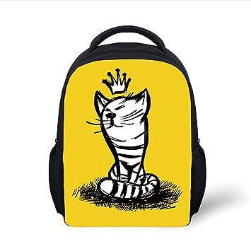 Amazon.com  iPrint Kids School Backpack Sketchy 5df4031c27537