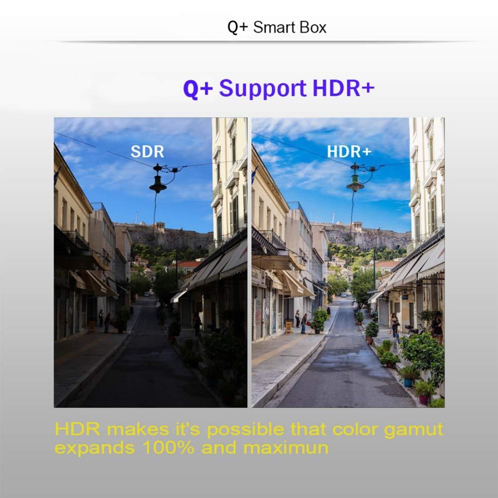 Greatlizard Android 9.0 Q Plus TV Box 4GB RAM 64GB ROM 4K HD H6 Quad Cord 2.4G WiFi Smart TV Box by Greatlizard (Image #8)