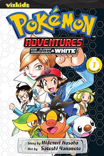 Pokémon Adventures: Black and White, Vol. 1 (Pokemon) Photo