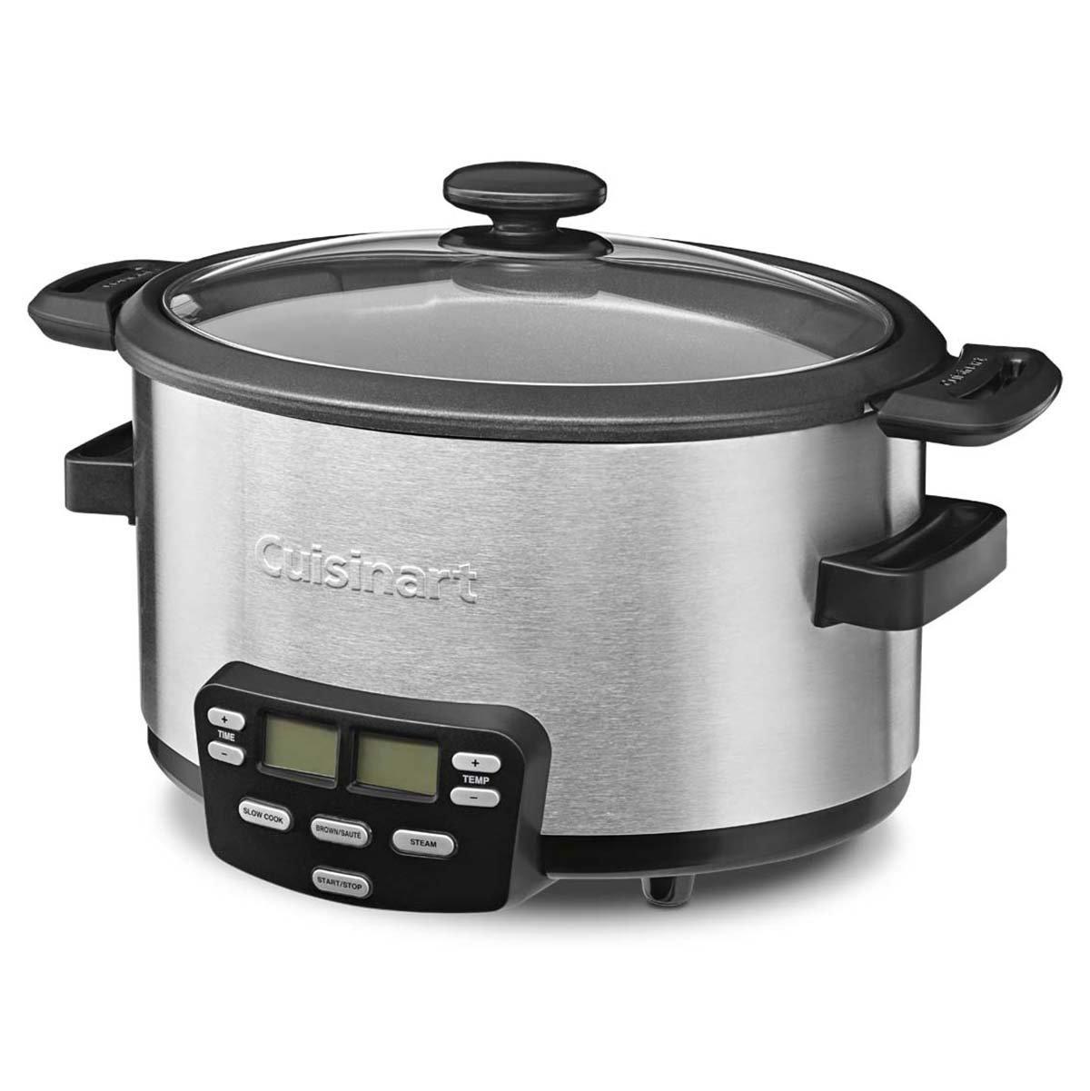 Cuisinart MSC-400FR 4 Quart Multifunction Cooker (Certified Refurbished)