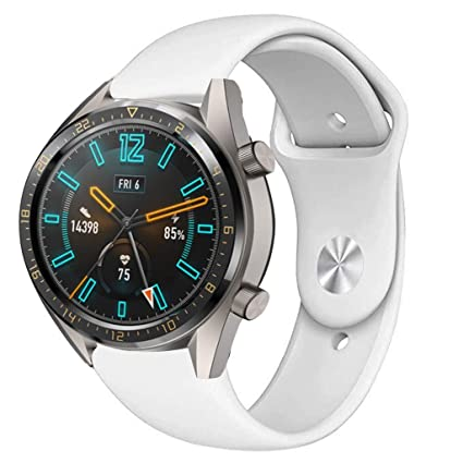 Saying 8 Colors For Huawei Watch GT SmartWatch, 22mm Solid ...