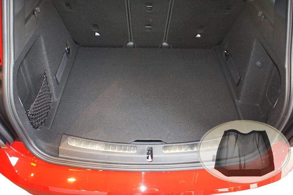 Klett-Organizer ZentimeX Z3263037 Antirutsch Kofferraumwanne fahrzeugspezifisch Laderaumwanne, Kofferraummatte