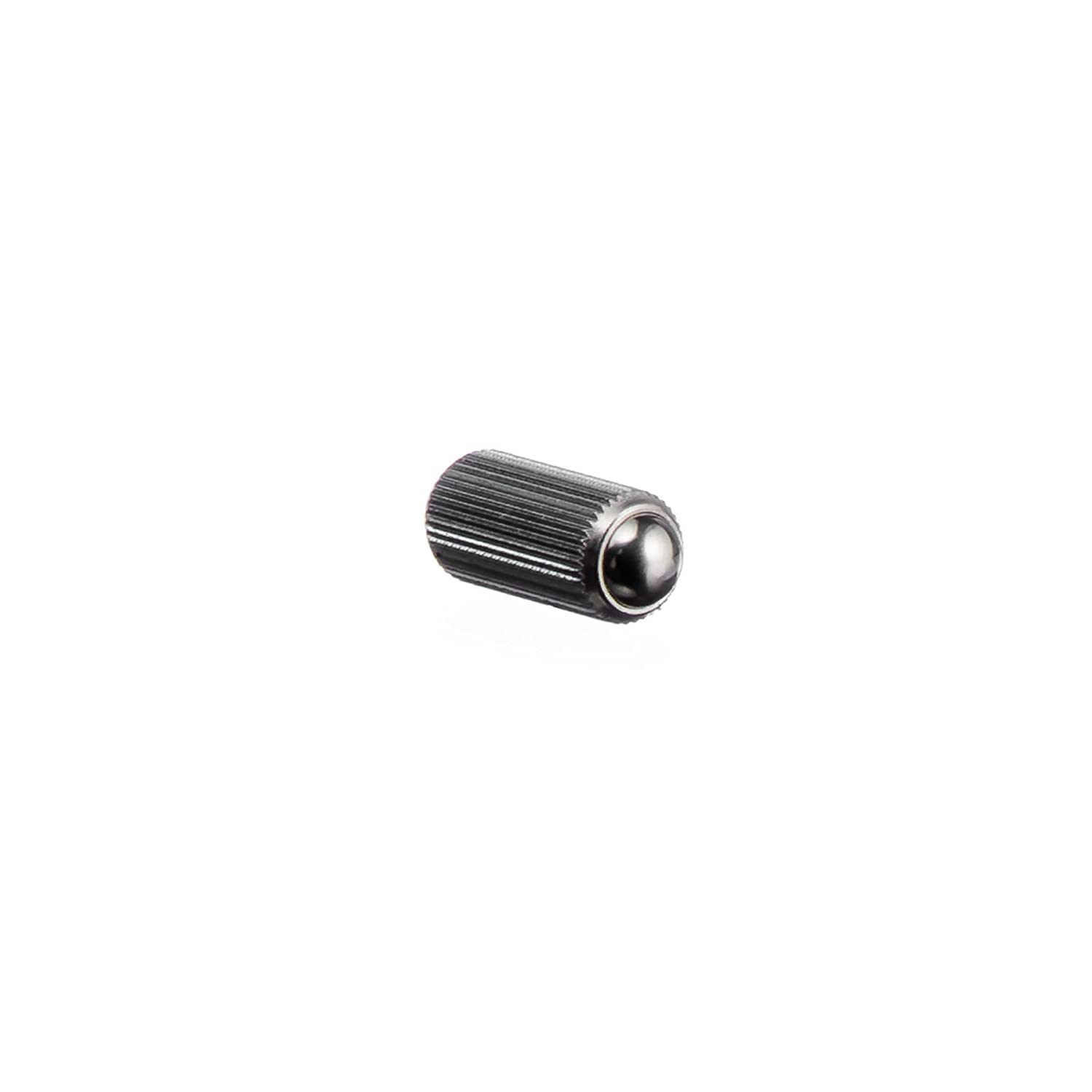 Vlier SPFBK55 Stainless Steel knurled Press-Fit Ball Plunger 0.316 Outside Thread