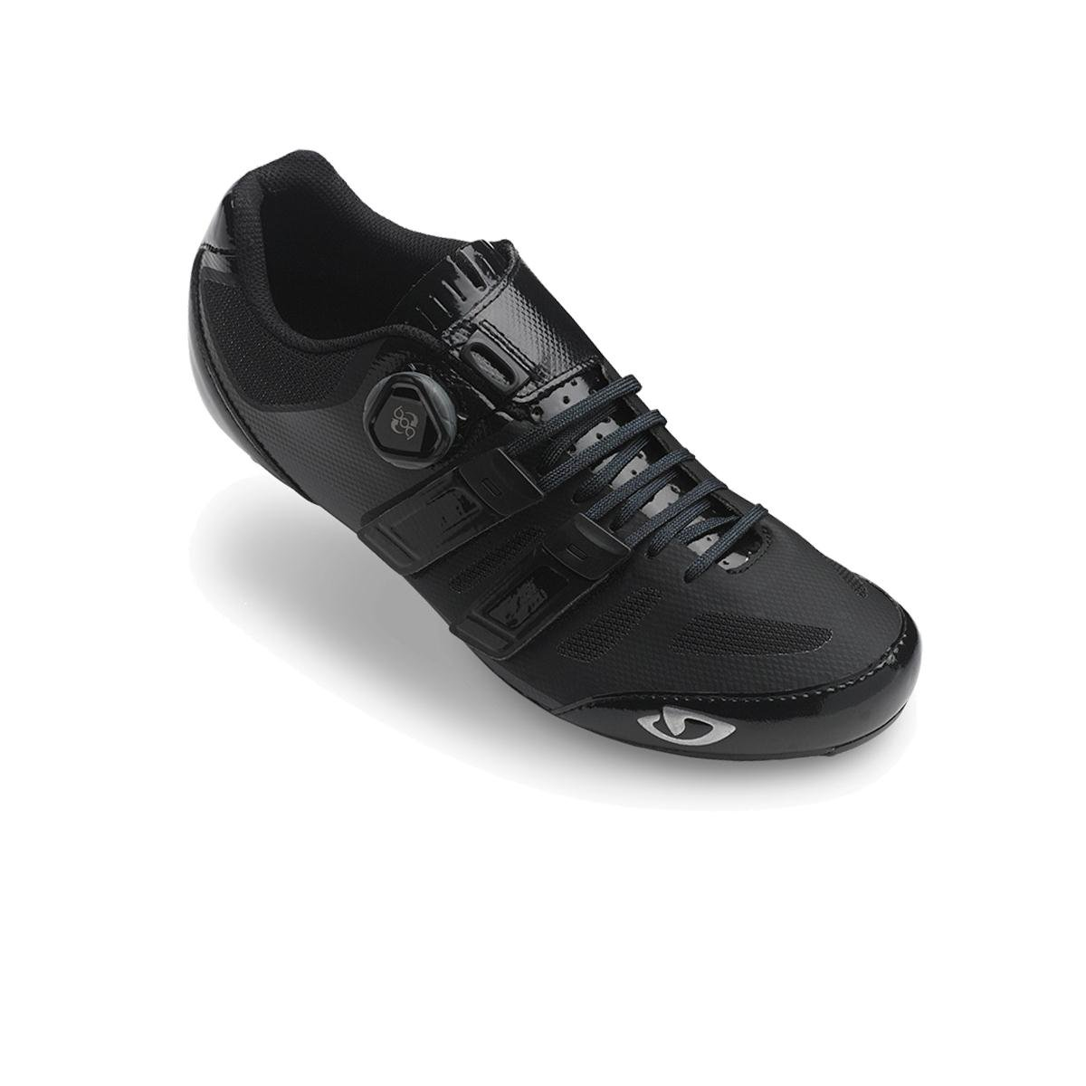 Giro Sentrie Techlace Road Cycling Shoes B01LWID7EB 46 Black