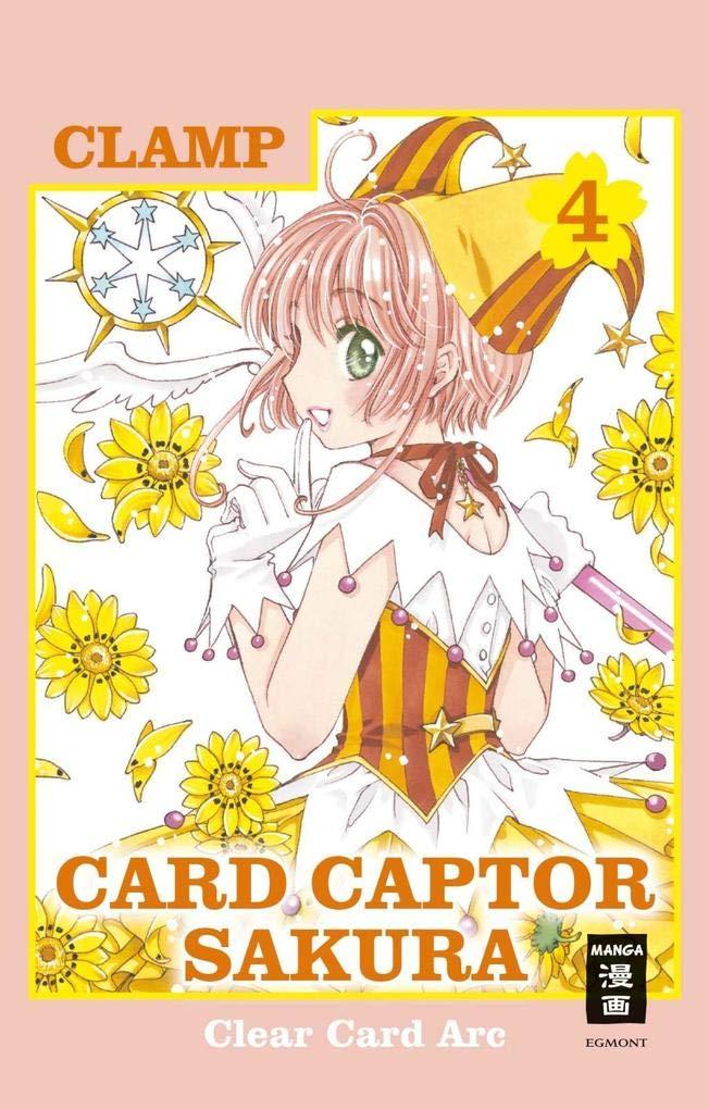 manga comics Cardcaptor Sakura 8 Japanese original version Clear Card Arc