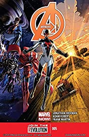 Avengers (2012-2015) #5 (English Edition)