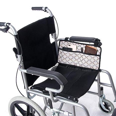 Bolsa de almacenamiento para silla de ruedas, bolsa lateral ...