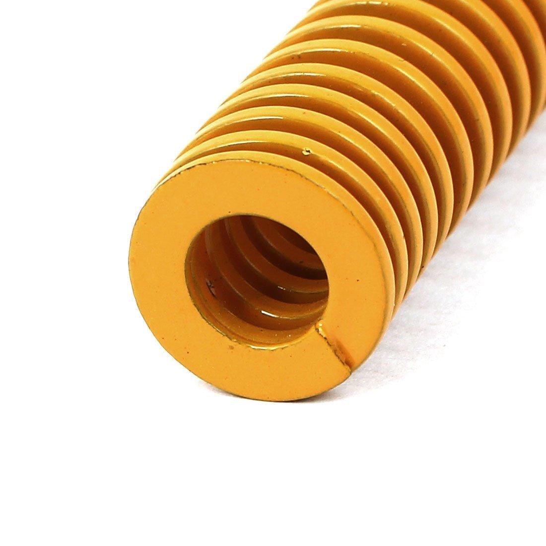 DealMux 16 milímetros x 75 milímetros Seção Tubular Mold Mold Die Primavera Amarelo: Amazon.com: Industrial & Scientific