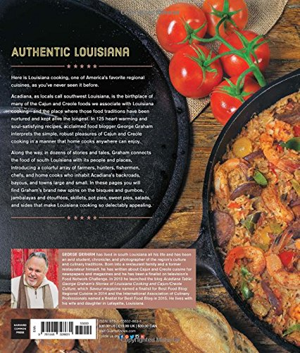 Acadiana table cajun and creole home cooking from the heart of acadiana table cajun and creole home cooking from the heart of louisiana george graham 9781558328631 amazon books forumfinder Images