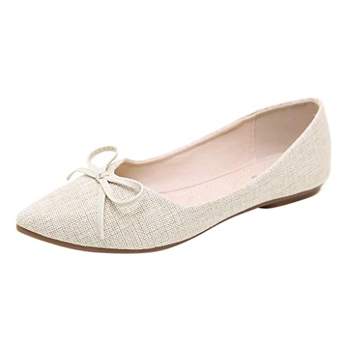 7ab95729aec Women s Shallow Mouth Flat Shoes
