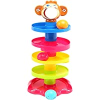 CLASTIK Dream World Roll Ball Toys for Kids ( Roll and Swirl Ball Toys )