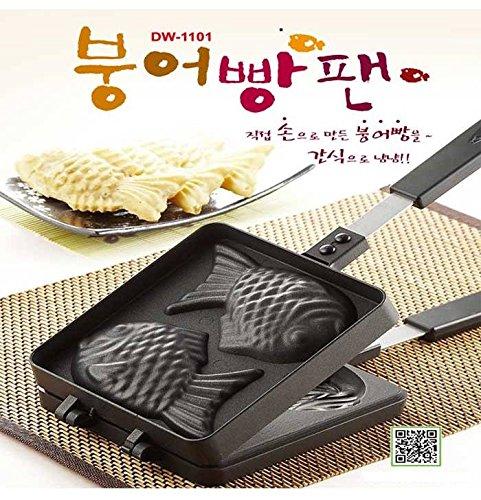 Taiyaki Japanese Fish-shaped Hot Cake Maker