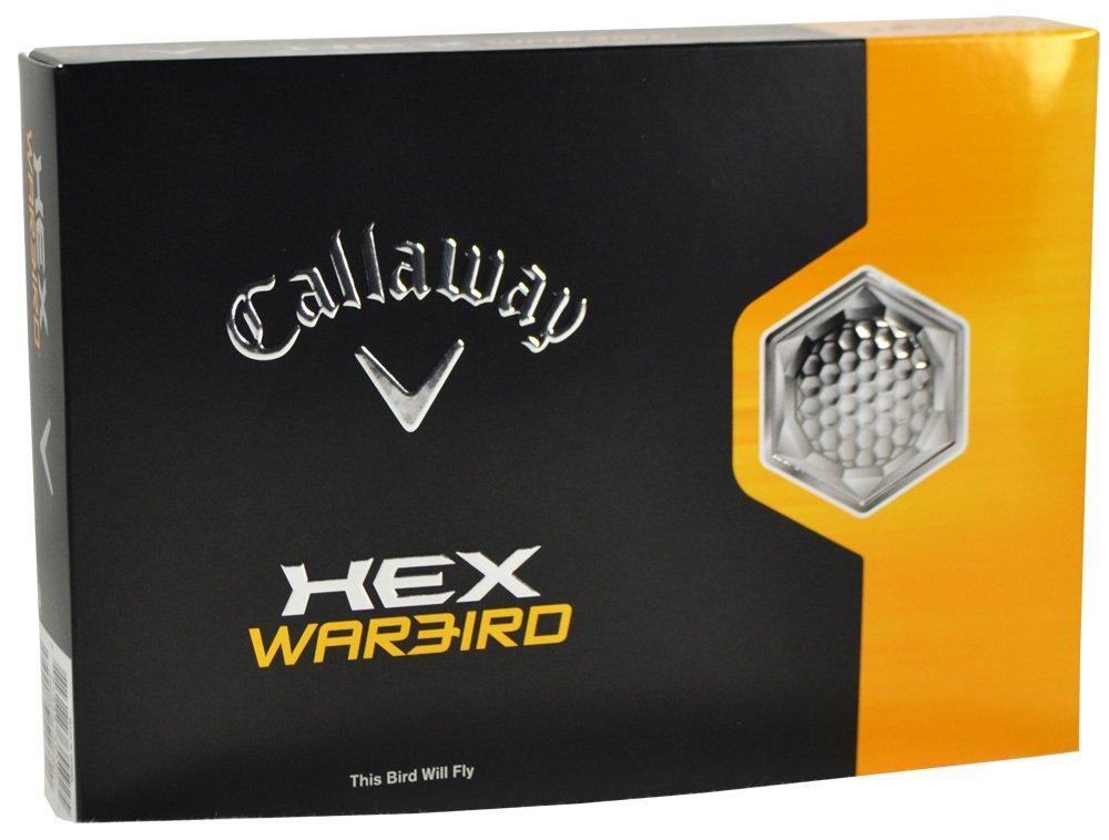 Callaway Hex Warbirdゴルフボール B01M18XY1Q