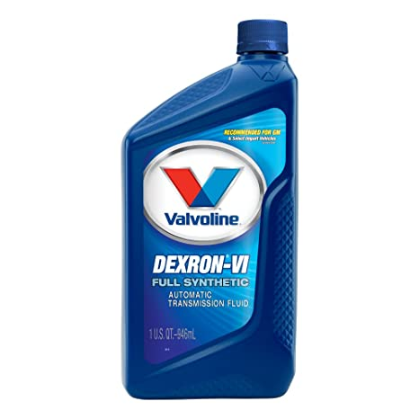Valvoline 822405 Dexron Vi Full Synthetic Automatic Transmission Fluid, 1   quarts