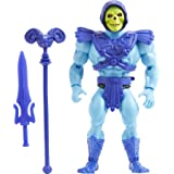 Masters of the Universe Origins Skeletor Action Figure, Battle Character for Storytelling Play and Display, Gift for 6 to 10