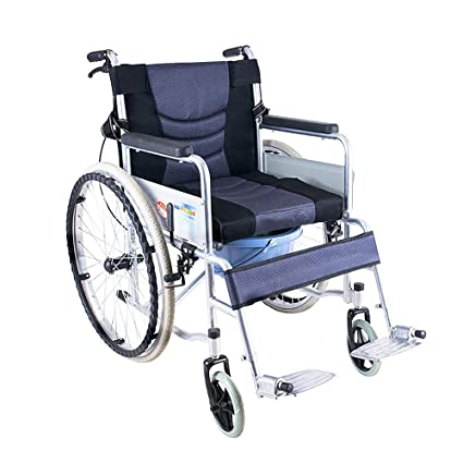 Amazon.com: Silla De Ruedas para Inodoro, Old Man Scooter ...