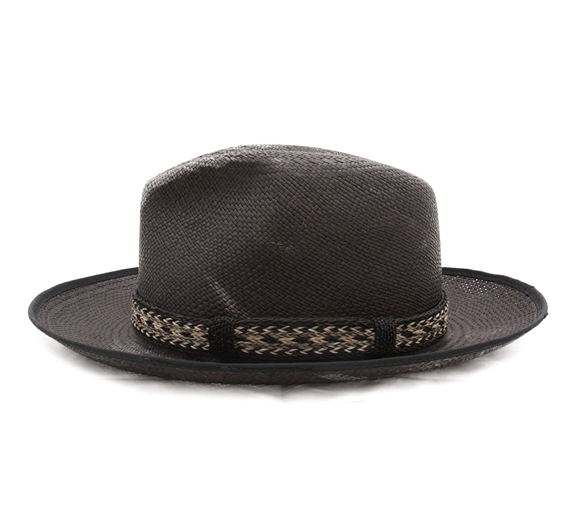 Bailey of Hollywood Grimmer Fedora Hat Wide Brim