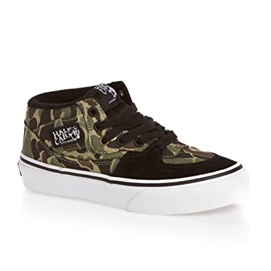 1a18788820 Vans Sneakers Kids Half Cab Sneakers Boys  Amazon.co.uk  Shoes   Bags