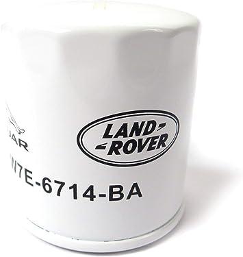 Genuine Land-Rover Oil Filter LR096524