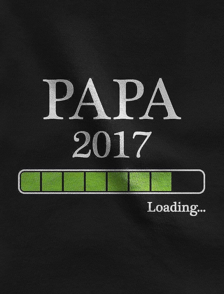 TeeStars Papa 2017 Loading Gift for a New Dad//Grandpa Singlet