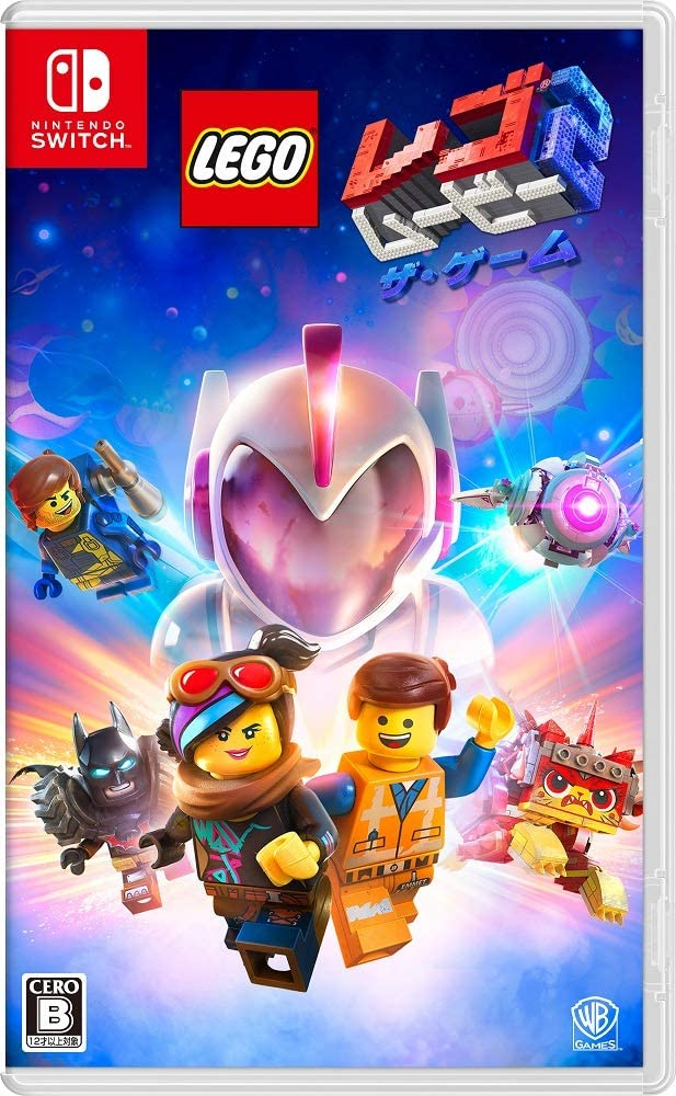 Warner Home Video Games The LEGO Movie 2 Videogame NINTENDO SWITCH ...