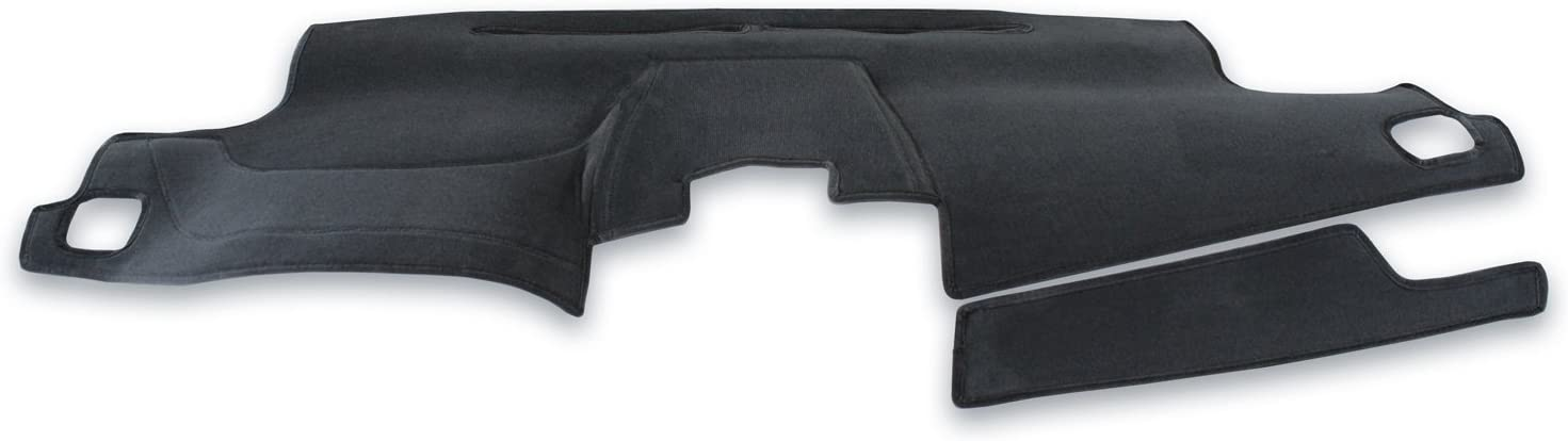 Coverking Custom Fit Dashcovers for Select Lexus RX350//RX450h Models Black Poly Carpet