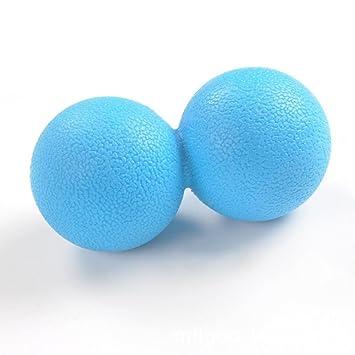 JATCH Pelota de masaje bola de cacahuete Lacrosse ideal para ...
