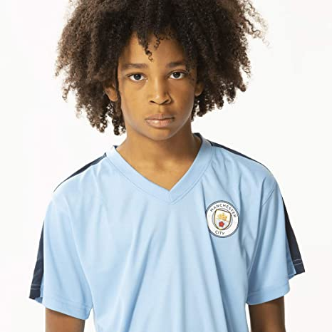 Manchester City - Sudadera con Capucha Oficial para niños de 9 a ...