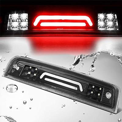 LED 3rd Third Brake Light for 2009-2020 Dodge Ram 1500/2010-2020 Dodge Ram 2500 3500-Waterproof-High Mount Rear Cargo Lamp Center Stop Light: Automotive