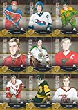 2012 2013 In the Game Heroes and Prospects NHL Hockey Series Complete Mint Basic Hand Collated 150 Card Set with Stars and Hall of Famers Including Gordie Howe, Mario Lemieux and More