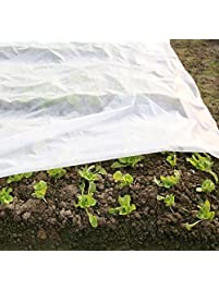 PHI VILLA Plant Cover Garden Fabric Crop Blanket For Frost Protection  Season Extension Insects Barrier,