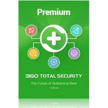 360 Total Security Premium | 3 PCs | 1 Year [Online Code]