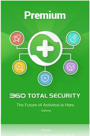 360 Total Security Premium   1 PC   2 Year [Online Code]