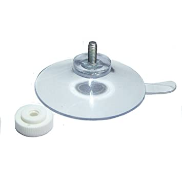 Suction CupsPacket Of 4 52mm Just Over 2quot
