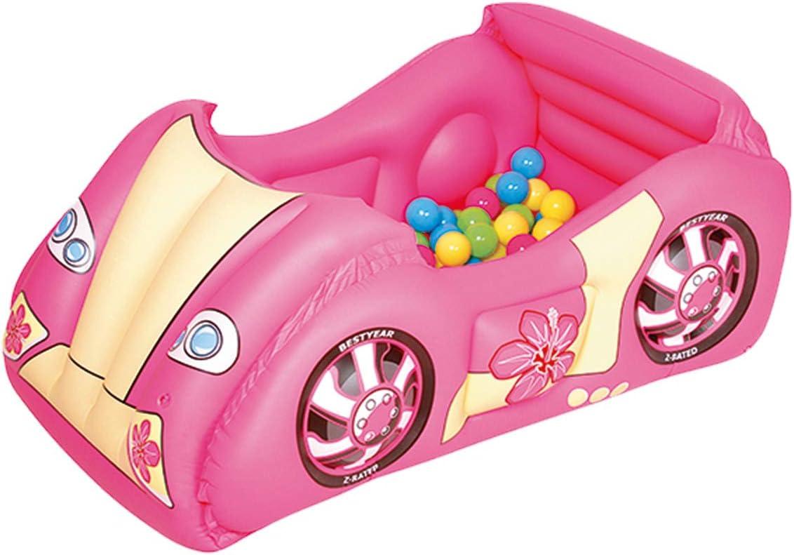BESTWAY 67713 - Cama Hinchable Infantil Unicornio 196x104x84 cm