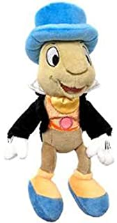 Amazoncom Disney Pinocchio 12 Jiminy Cricket Plush Doll Toys