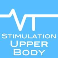 Vital Tones Estimulação Muscular do Corpo Superior Pro