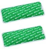 富士商 ホット&クールパッド グリーン Sサイズ×2個