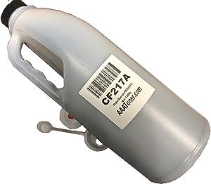 AAA Toner Refill Kit for HP CF217A (17A), HP Pro M102w, M130fw, M130fn (1,000g) (Black)