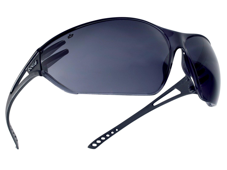 Bollé Schutzbrille - Slam -, smoke, anti-kratz & anti-beschlag, mit Panorama Sichtfeld (SLAPSF) Bollé